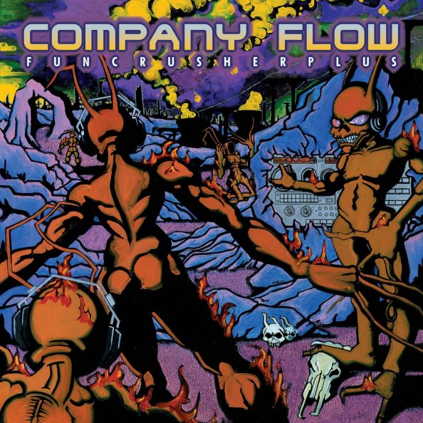 ('97) Company Flow - Funcrusher Plus LP (with Ewok)
